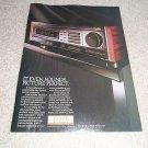 Pioneer ELITE CLD-91 Laserdisc Ad from 1990,RARE!