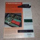 Wadia Digimaster, 2000 DAC Ad, 1989, Articles, RARE!