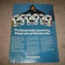 Pioneer Open-Reel Decks Ad ,RT-1050,1020L,1020H fr 1974