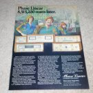 Phase Linear Entire System Ad,700,400,4000, History