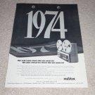 Revox A77 Open Reel Ad, 1977, Article, Nice!