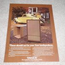 Tannoy Arden,Eaton Speaker Ad, 1979,article,RARE!