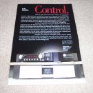 Mark Levinson No 32 Preamp Ad from 1999, reference ser