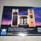 German Physiks DDD Line Speakers, Extoic and Rare! 1996