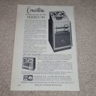 Concertone Series 90 Open Reel Ad, 1962, Article, 508