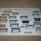 Audio Research 2 page ad fr 1996,all items! Pre, Amp