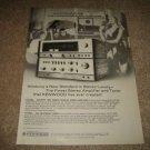 Kenwood KA-8004,KT-8005 Amp/Tuner Ad from 1973