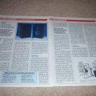 EPI T/E 320 Speaker Review,1984,2 pgs, Full Test!