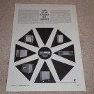 JBL Olympus,54,C53, Paragon,C38 Energizer,Article, 1963
