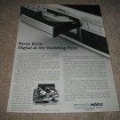Revox B226 CD Player Ad from 1987,RARE!