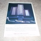 Apogee Stage,Diva Speaker Ad from 1990,rare!!