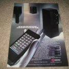 Kyocera System Ad from 1985,AMp,CD,Tape,SPEAKERS