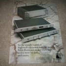 Perreaux HIGH-END Amp,Preamp Ad from 1987,3150,SM3