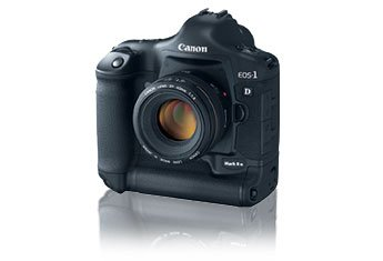 Canon EOS-1D Mark II N 8.2MP SLR Digital Camera