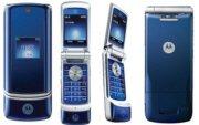 Motorola KRZR-K1 Ultra Slim Mobile Cellular Phone (Unlocked)