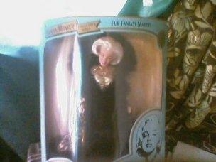 Fur Fantasy Marilyn