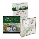 5-HOT SPRINGS NAT. PARK BU P&D MINT QUARTER BOOKLETS