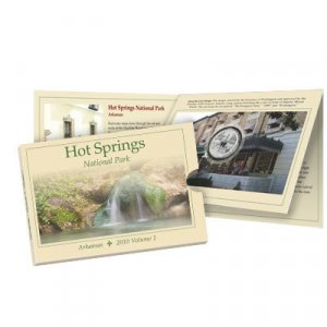 HOT SPRINGS NATIONAL PARK QUARTER COLLECTION-ARKANSAS