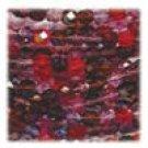 Red Wine Amethyst Fire Polish Crystal Bead Napa Mix 6mm