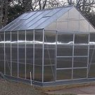 10' x 12' GREEN HOUSE GREENHOUSE Polycarbonate Panels!
