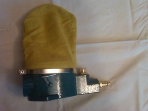 Air / Pneumatic Plug Cleaner - Works On All Spark Plugs