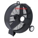 "24"" High Velocity Floor Warehouse Commercial SHOP FAN!"