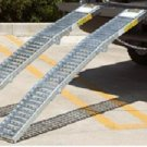 NEW PAIR OF TRI-FOLD MOTORCYCLE ATV QUAD LOADING RAMPS
