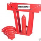 NEW! 12 Ton Hydraulic Tube Rod Pipe Bender Bending