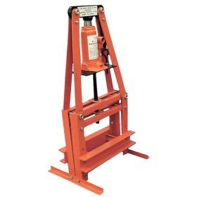 NEW 6 TON A-FRAME HYDRAULIC HEAVY DUTY BENCH SHOP PRESS