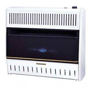 NEW 30K BTU Vent Free Garage Shop Heater Natural Gas