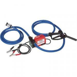 12V 10 GPM Tuthill Diesel Fuel Transfer Pump w/ Hoses