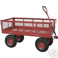 1400 LB  Nursery Wagon Beach Firewood Yard GARDEN CART!