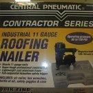 NEW! Lightweight Magnesium Coil Air Roofing Nailer Gun