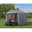 ShelterLogic 8x8x8 Portable Garage Shed Canopy Car ATV