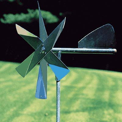 Mole Chaser Windmill Covers 100ft. Diameter
