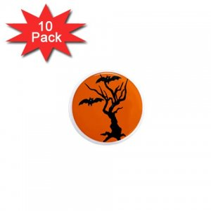 HALLOWEEN Magnets 10 pack of 1 inch button magnets decoration 27280557