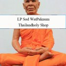 Luang Po Sod WatPaknum Thai Budda Monk Model