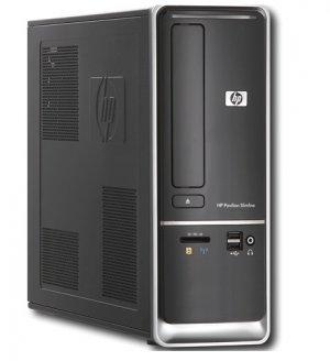 NEW HP PAVILION SLIMLINE DUAL CORE DESKTOP PC COMPUTER X2 3GHz w/ OFFICE 2010