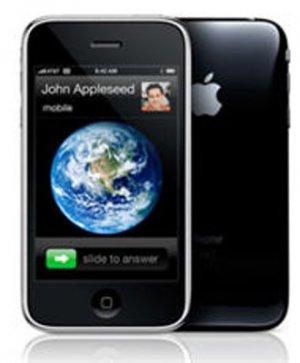 JAILBROKEN/UNLOCKABLE BlACK APPLE IPHONE 3GS 32GB on iOS 4.1 + GPS/GAMES