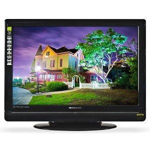 "NEW HANNSPREE 28"" WIDESCREEN HD PC LCD HDTV MONITOR 1920x1200|10,000:1|2xHDMI|USB"