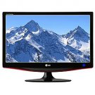 "LG 23"" 1080p WIDESCREEN HD PC LCD HDTV MONITOR 20,000:1