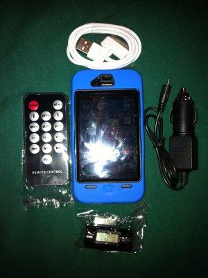 APPLE IPHONE 4/4G A1332 32GB FULLY WORLD GSM FACTORY UNLOCKED/UNLOCK + OTTER + FM + APPS