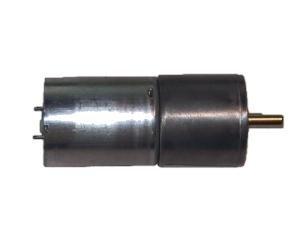 12V Gear Head Motor 80:1