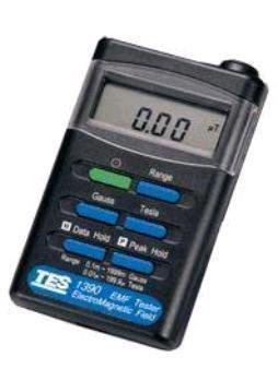 EMF Tester Gauss Electromagnetic Field Tester TES1390