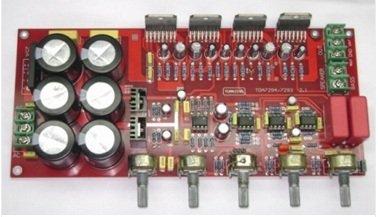 2.1 Channel TDA7294 2x80W+160W Subwoofer DIY Power AMP