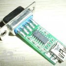 RS232 Serial COM To TTL Converter Module MAX3232 MAX232