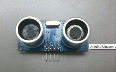2 pcs Arduino Ultrasonic Detector Module Distance Sensor