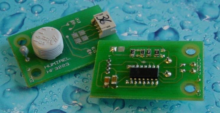 Temperature and Humidity Sensor Module HTF3223