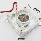 DC Cooling Fan Aluminum Frame 12V 4010 40 x40x10mm