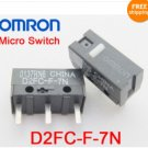 10x OMRON D2FC-F-7N Micro Switch Microswitch for Mouse